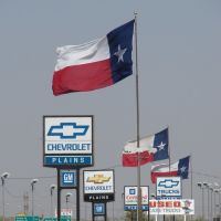 Texas Flags and Car Dealerships, Амарилло
