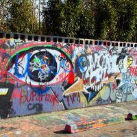 freedom wall, Амарилло