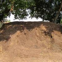 UTAs Composting - Finished Product, Arlington, Texas, Арлингтон