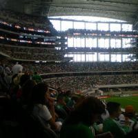 en el juego  Mexico vs Haiti 2009, Арлингтон