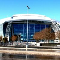 Dallas Cowboys Stadium, Арлингтон