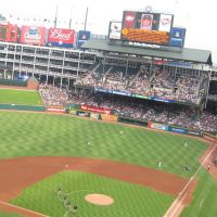 Texas Rangers Stadium, Арлингтон
