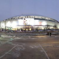 Dallas Cowboys Stadium - Super Bowl, Арлингтон