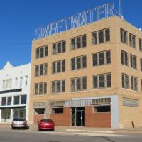 Downtown Sweetwater, Texas, Аспермонт