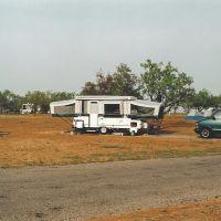 Campsite, Lake Colorado City State Park, Lake Colorado City, Texas, Аспермонт