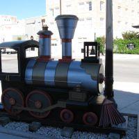 A cute train!, Брайан