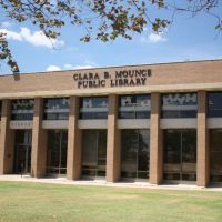Clara B. Mounce Public Library, Брайан