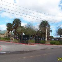 Dean Porter Park, Brownsville, Браунсвилл