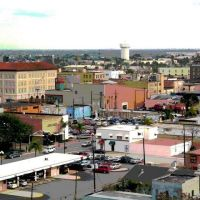 Downtown Brownsville TX, Браунсвилл