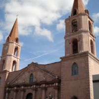 Catedral de Matamoros Tamps., Браунсвилл