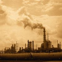 Texas City Texas Refineries, Бэйтаун