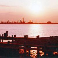 Evening Fishing on the Dike, Вестовер-Хиллс