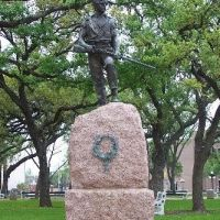 Victoria Confederate Monument, Викториа