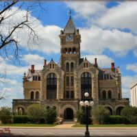 Victoria County Courthouse, Victoria, Texas, Викториа