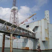 Drilling Rig of Pier 19, Галвестон