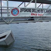Pier 19 of Galveston Bay, Галвестон