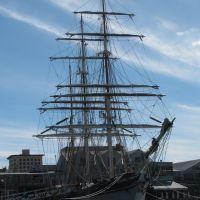 ELISSA, 1877 Tall Ship, Galveston, TX,, Галвестон