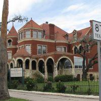 Moody Mansion, Galveston, TX, Галвестон