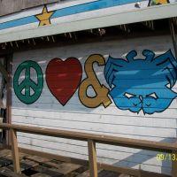 Peace, Love & Crabs, Галвестон