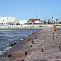 Sea Wall Galveston Texas, Галвестон