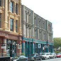 Galveston, The Strand (08-2005), Галвестон