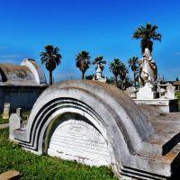 Old Galvestons Cemetery, Галвестон