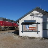 Railroad Office, Garland, Texas, Гарленд