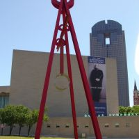 Proverb - Pendulum Sculpture at the Dallas Symphony, Даллас