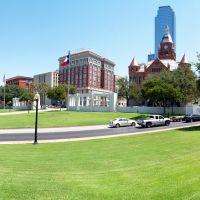 Dealey Plaza Dallas Texas, Даллас