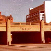 Dallas Texas. Elm, Main & Commerce  Streets., Даллас