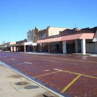 Denrock Ave.; Dalhart, Texas, Далхарт
