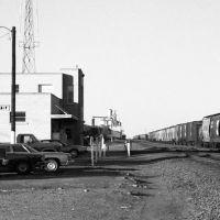 CRIP SP UP station Dalhart TX, Далхарт