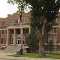 Dallam Co. Courthouse (1922) Dalhart, TX 6-2009, Далхарт