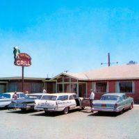 Holiday Grill in Dalhart, Texas, Далхарт