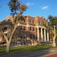 Dallam County Courthouse,  Dalhart, Texas, Далхарт