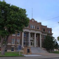 Dallam County Courthouse, Далхарт