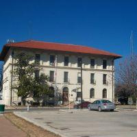 Valverde Tx. County Judicial Center., Дель-Рио