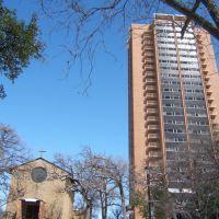 Guinn Hall, Texas Womans University, Denton, Дентон