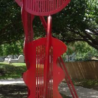 Carrizo (1992) by Mac Whitney, UNT, Denton, TX., Дентон