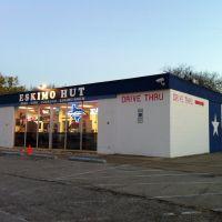 Eskimo Hut, North Denton, Denton, Texas, Дентон