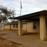 American Legion Senior Center, Denton, TX, Дентон