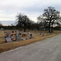 Fred Moore Cemetery, Denton, TX, Дентон