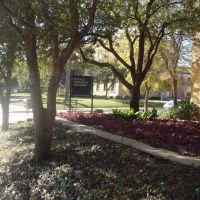 UNT Campus, Дентон
