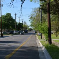N Elm Street, Denton, TX, Дентон