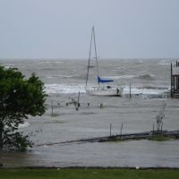 Hurricane Ike 08, Джакинто-Сити