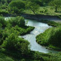 Llano River at Junction, Джанкшин