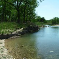 Llano River, Джанкшин