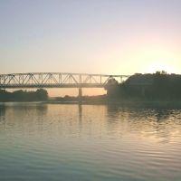 Junction Bridge over S. Llano River, Джанкшин