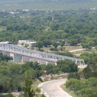 Bridge over Llano River, Джанкшин