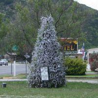Deer Antler Christmas Tree, Джанкшин